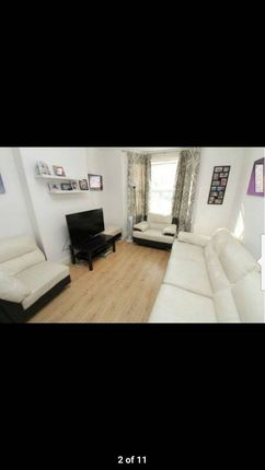 Thumbnail End terrace house to rent in Brookbank Road, Lewisham DLR