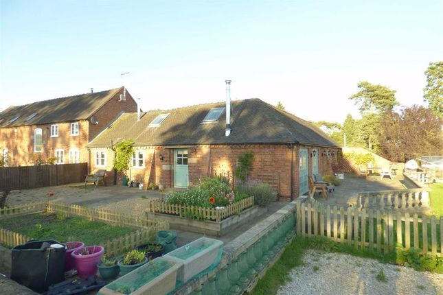 Thumbnail Semi-detached house for sale in Dodsleigh, Leigh, Staffordshire