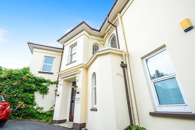 Thumbnail Flat to rent in Southfield Road, Paignton