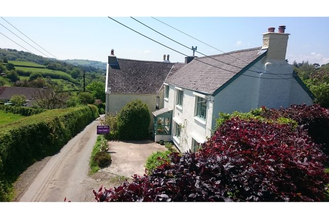 Thumbnail End terrace house for sale in Ackrells Hill, Totnes