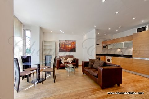 Thumbnail Flat to rent in Westferry Road, Docklands, London