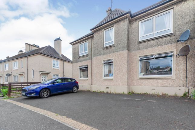 Thumbnail Flat for sale in Park Road, Airdrie