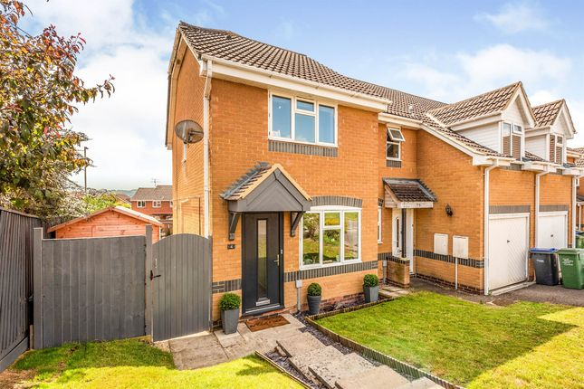 2 bed end terrace house for sale in Dickson Way, Pewsham, Chippenham SN15