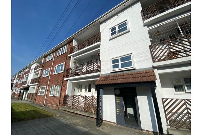 Thumbnail Flat to rent in Holland Street, Liverpool