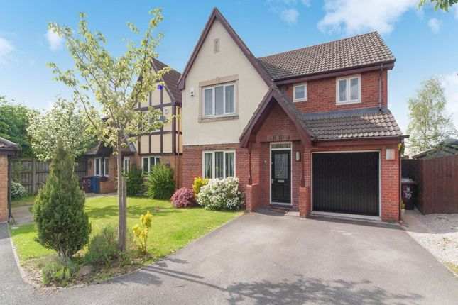 Thumbnail Detached house to rent in Balmoral Way, Prescot