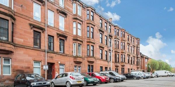 Thumbnail Flat to rent in Northpark Street, Glasgow