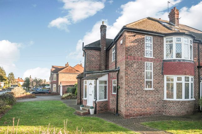Thumbnail Semi-detached house for sale in Beverley Road, Anlaby, Hull
