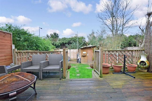 Rear Garden of Preston Road, Gravesend, Kent DA11