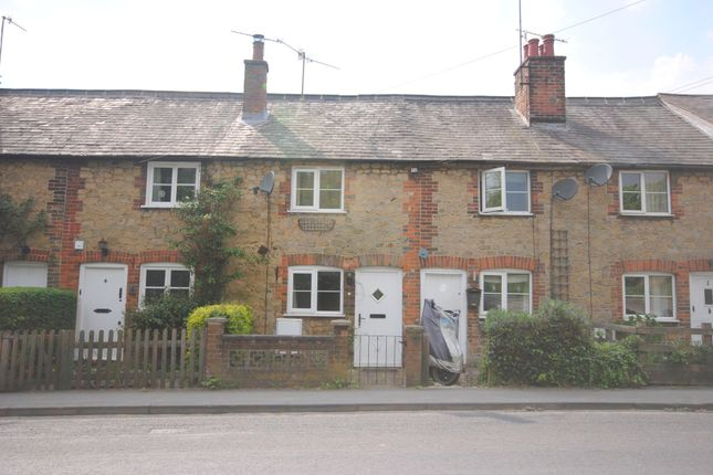 Thumbnail Terraced house to rent in Main Road, Crockham Hill, Edenbridge