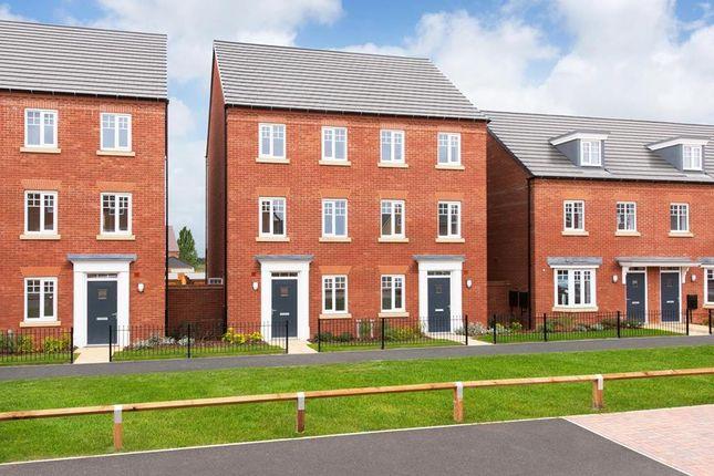 "Thumbnail End terrace house for sale in ""Cannington"" at Heathfield Lane, Birkenshaw, Bradford"