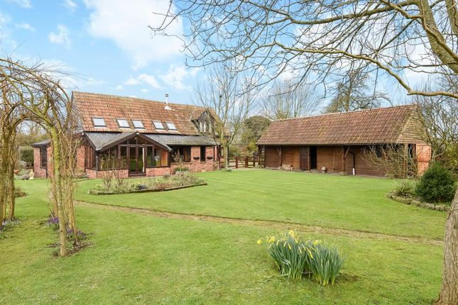 4 bed detached house for sale in Weobley Marsh, Herefordshire