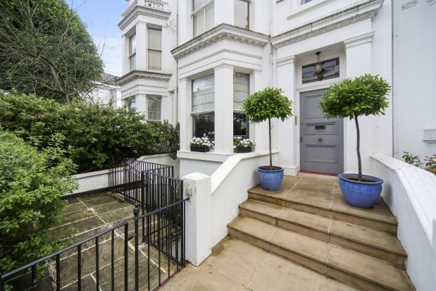 Thumbnail Flat to rent in Argyll Road, Kensington