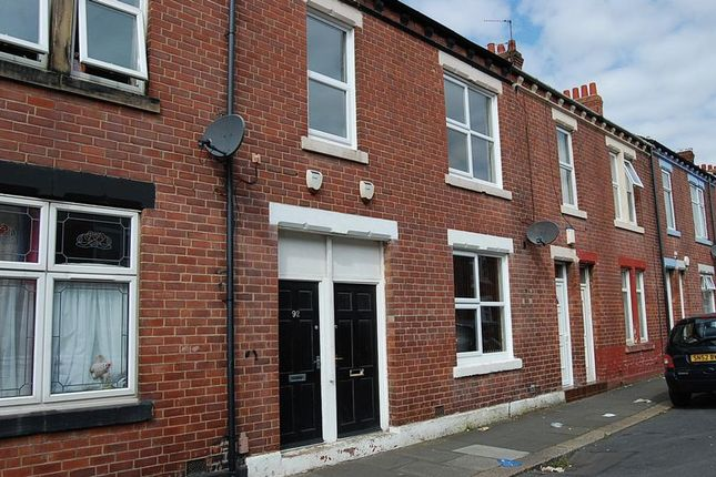 Thumbnail Flat to rent in Charlotte Street, Wallsend