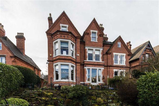 Thumbnail Semi-detached house for sale in Cavendish Crescent North, Nottingham