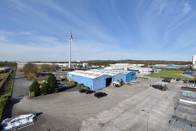 Thumbnail Light industrial to let in Unit 2, Penketh Place, West Pimbo, Skelmersdale