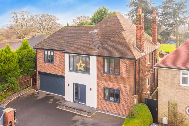 Thumbnail Detached house for sale in Boundary Road, West Bridgford