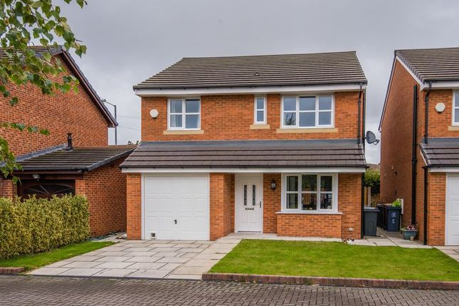 Thumbnail Detached house to rent in Tatlocks Grange, Ormskirk