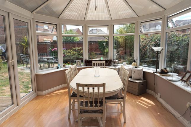 Conservatory of Freer Drive, Burntwood WS7