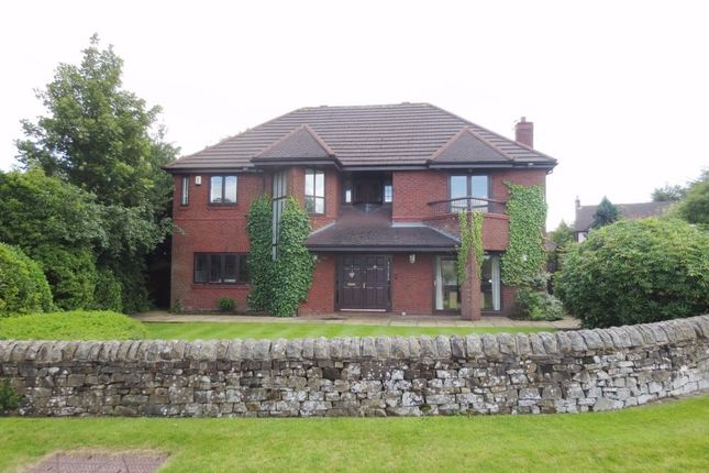 Thumbnail Detached house to rent in Holmlee Way, Prestbury, Macclesfield, Cheshire