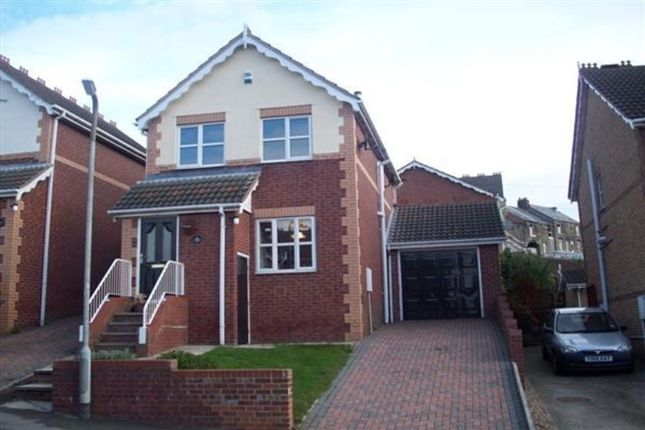 Thumbnail Detached house to rent in The Willows, Darfield, Barnsley