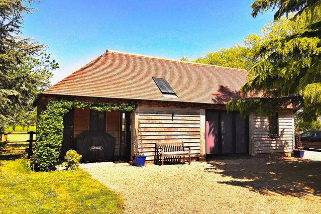 Thumbnail Barn conversion to rent in Staple Road, Wingham, Canterbury