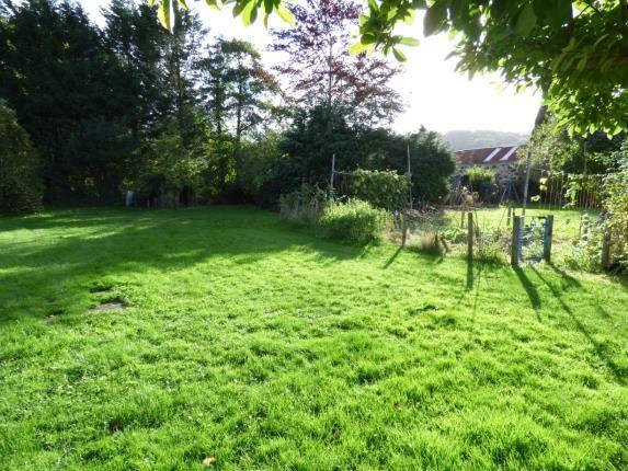 Garden of Tal Y Bont, Conwy, North Wales LL32