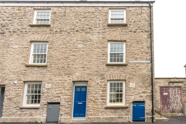 Thumbnail Terraced house for sale in 2 Martindales Yard, Library Road, Kendal
