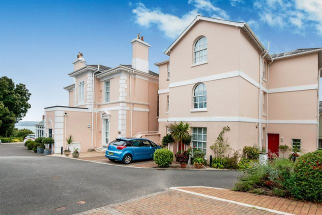 Thumbnail Penthouse for sale in Higher Warberry Road, Torquay