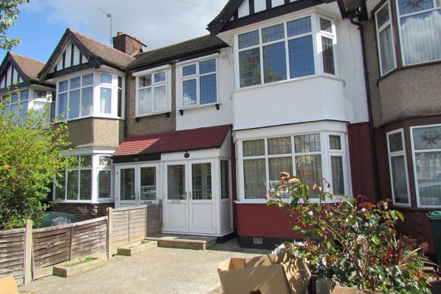 Thumbnail Terraced house to rent in Primrose Avenue, Chadwell Heath, Romford