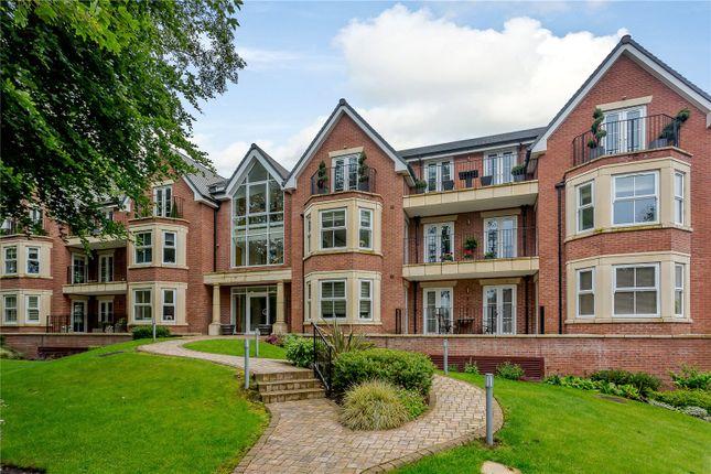 Thumbnail Flat for sale in Sandmoor Gate, Sandmoor Avenue, Leeds, West Yorkshire