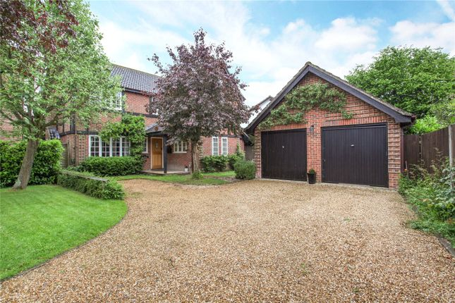 Thumbnail Detached house for sale in The Orchard, Hook