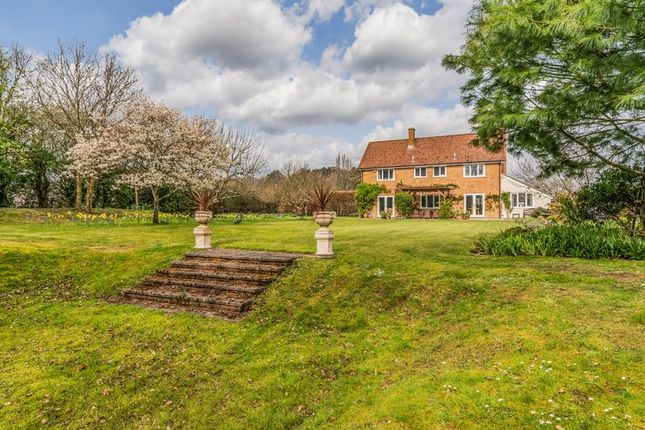Thumbnail Detached house for sale in Lyndhurst Road, Landford, Salisbury