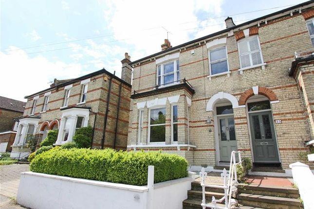 Thumbnail Semi-detached house for sale in Woodville Road, New Barnet, Barnet