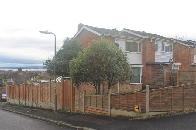 Thumbnail Semi-detached house for sale in Anson Grove, Fareham