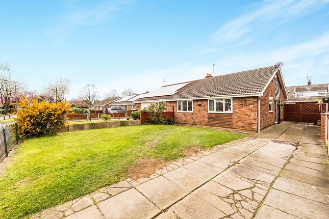 Thumbnail Bungalow for sale in Tranmoor Lane, Armthorpe, Doncaster