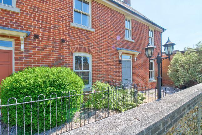 Thumbnail Town house for sale in Bunbury Terrace, All Saints Road, Newmarket