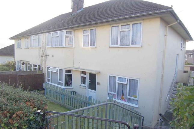 Thumbnail Flat for sale in Brongwinau, Aberystwyth, Ceredigion