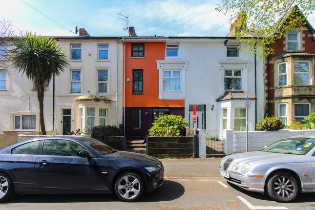 Thumbnail Property to rent in Severn Grove, Cardiff