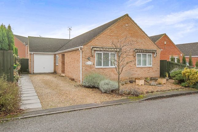 3 bed detached bungalow for sale in Raceys Close, Emneth, Wisbech