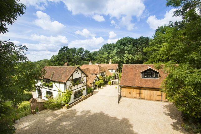 Thumbnail Detached house for sale in Kiln Lane, Farley Hill, Reading