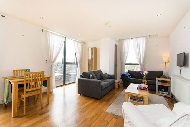 Thumbnail Flat to rent in Centrillion Point, Central Croydon