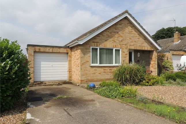 Thumbnail Detached bungalow for sale in Trafalgar Road, Downham Market