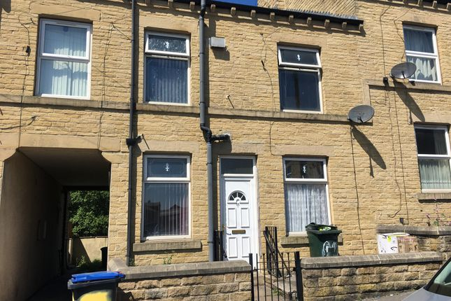 Thumbnail Terraced house to rent in Fearnsides Street, Bradford
