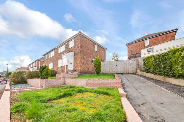 Thumbnail Semi-detached house for sale in Westfield Road, Dronfield