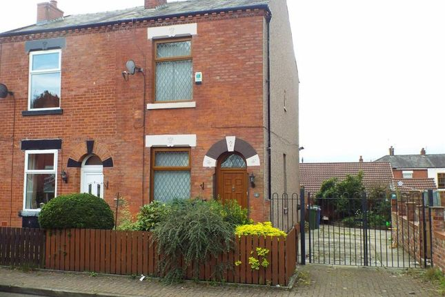 Thumbnail Terraced house to rent in Ford Street, Dukinfield