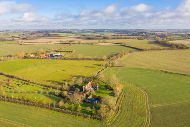 Thumbnail Detached house for sale in Washmere Green, Great Waldingfield, Sudbury