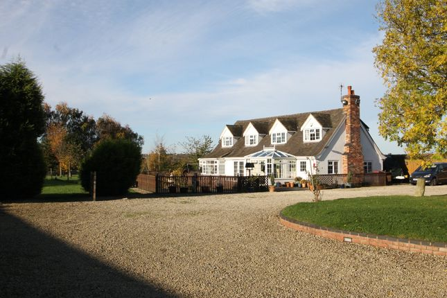 Thumbnail Detached house for sale in Warton Lane, Grendon, Atherstone