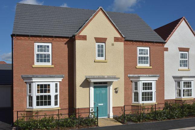 "Thumbnail Detached house for sale in ""Edwalton"" at Hollygate Lane, Cotgrave, Nottingham"