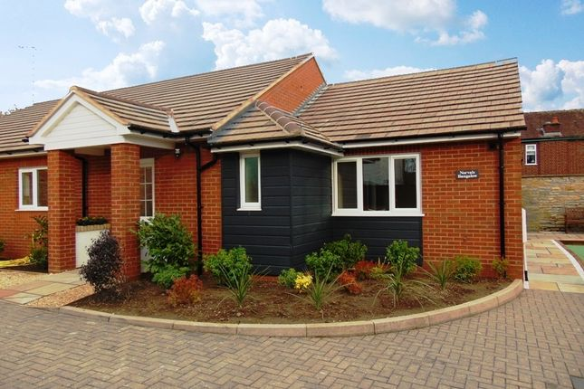 Thumbnail Semi-detached bungalow for sale in Three Cocks Lane, Offenham
