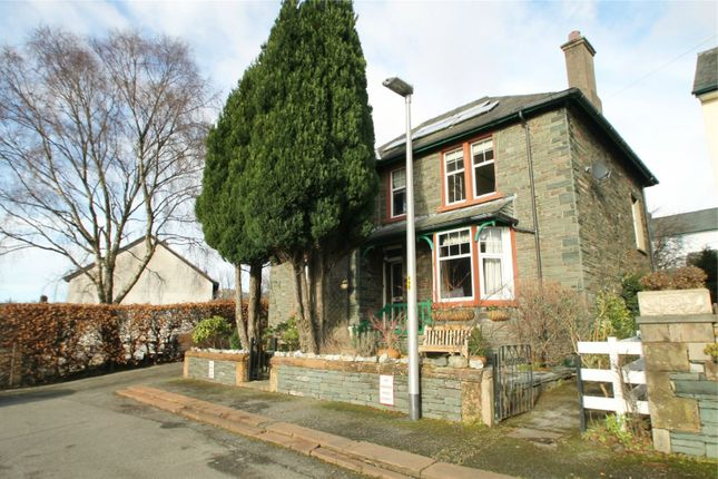 Thumbnail Detached house for sale in Thirlmere House, 29 Stanger Street, Keswick, Cumbria